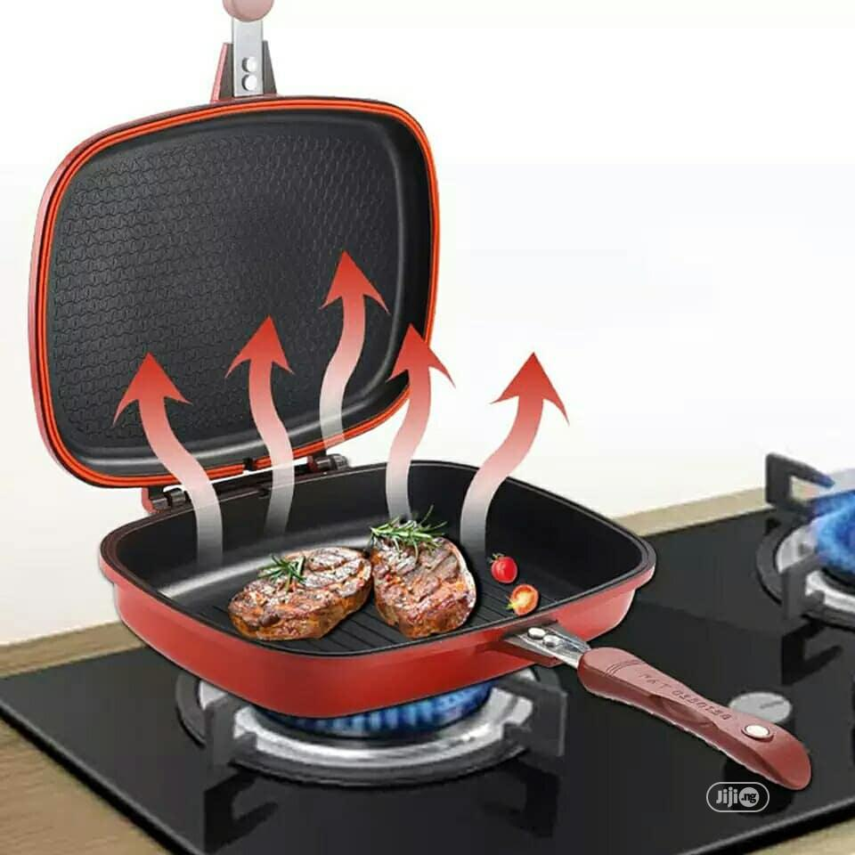 Archive: Dessini Double Sided Grill Pan 36cm