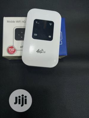 Mobile Wifi 4G Lte.   Networking Products for sale in Lagos State, Ikeja