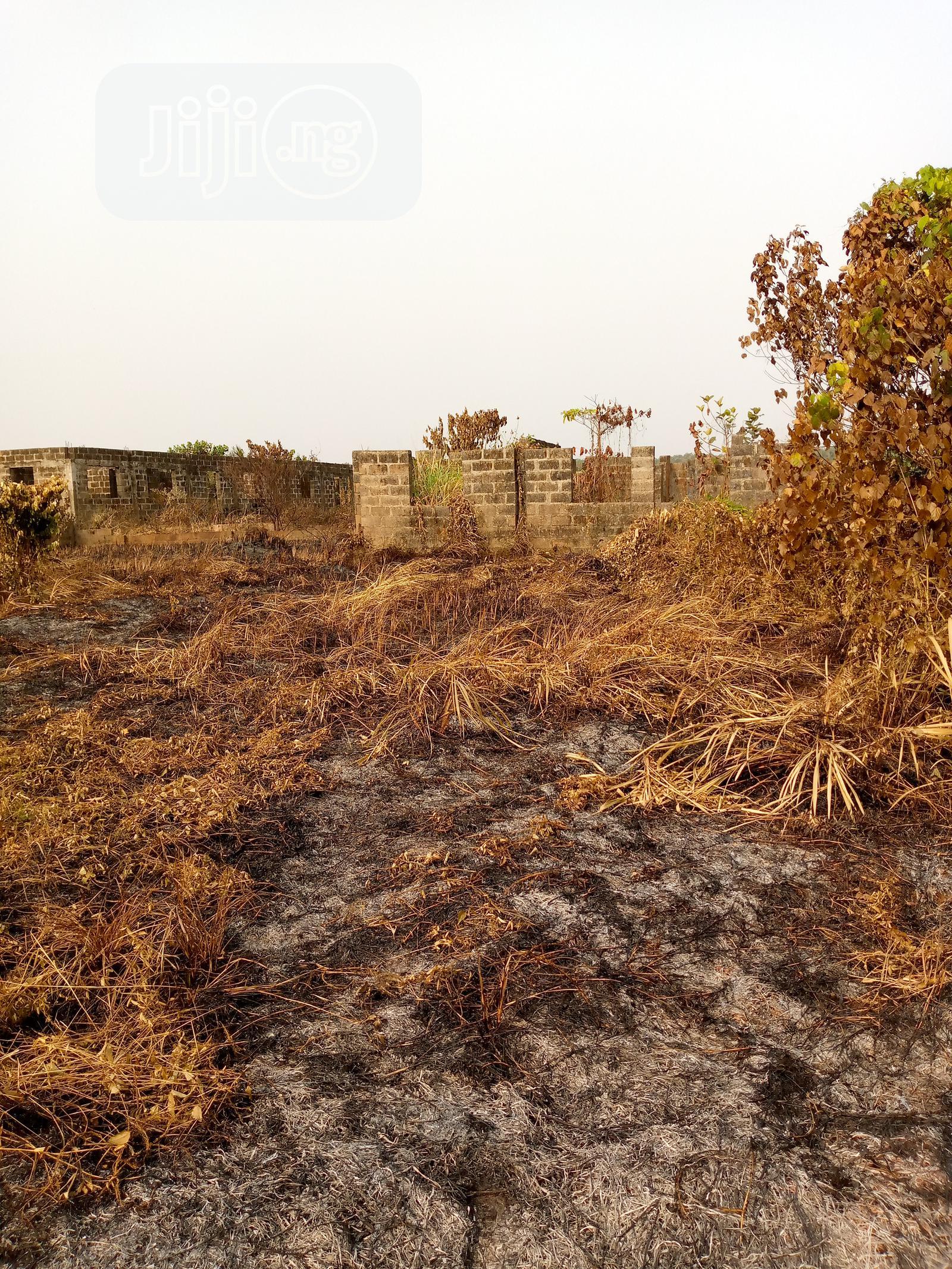Plot Of Land(Half) For Sale At - Arepo, Lagos/Ibadan Express