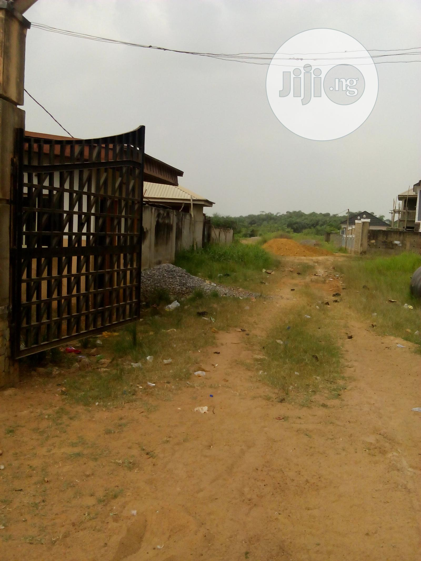 Plot Of Land(Half) For Sale At - Arepo, Lagos/Ibadan Express | Land & Plots For Sale for sale in Ifo, Ogun State, Nigeria