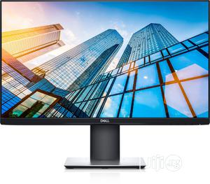 """24"""" Dell Monitor With Hdmi   Computer Monitors for sale in Rivers State, Port-Harcourt"""