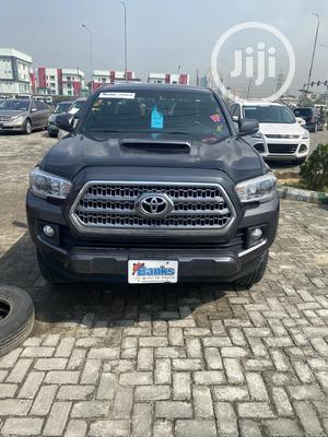 Toyota Tacoma 2016 4dr Double Cab Gray   Cars for sale in Lagos State, Lekki