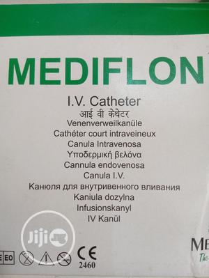 I.V. Cannula With Injection Valve | Medical Supplies & Equipment for sale in Lagos State, Isolo