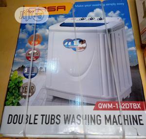 Qasa Washing Machine 8.2kg | Home Appliances for sale in Lagos State, Ojo