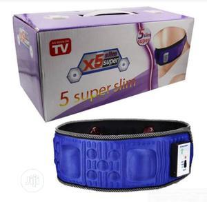 X5 Super Slimming Massage Belt | Sports Equipment for sale in Lagos State, Lagos Island (Eko)