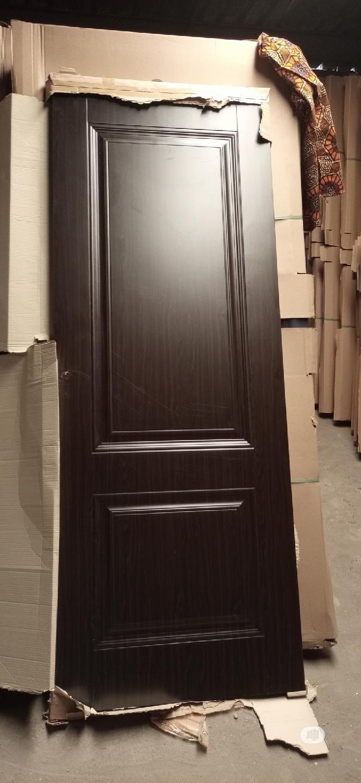 Wooden Door. | Doors for sale in Orile, Lagos State, Nigeria