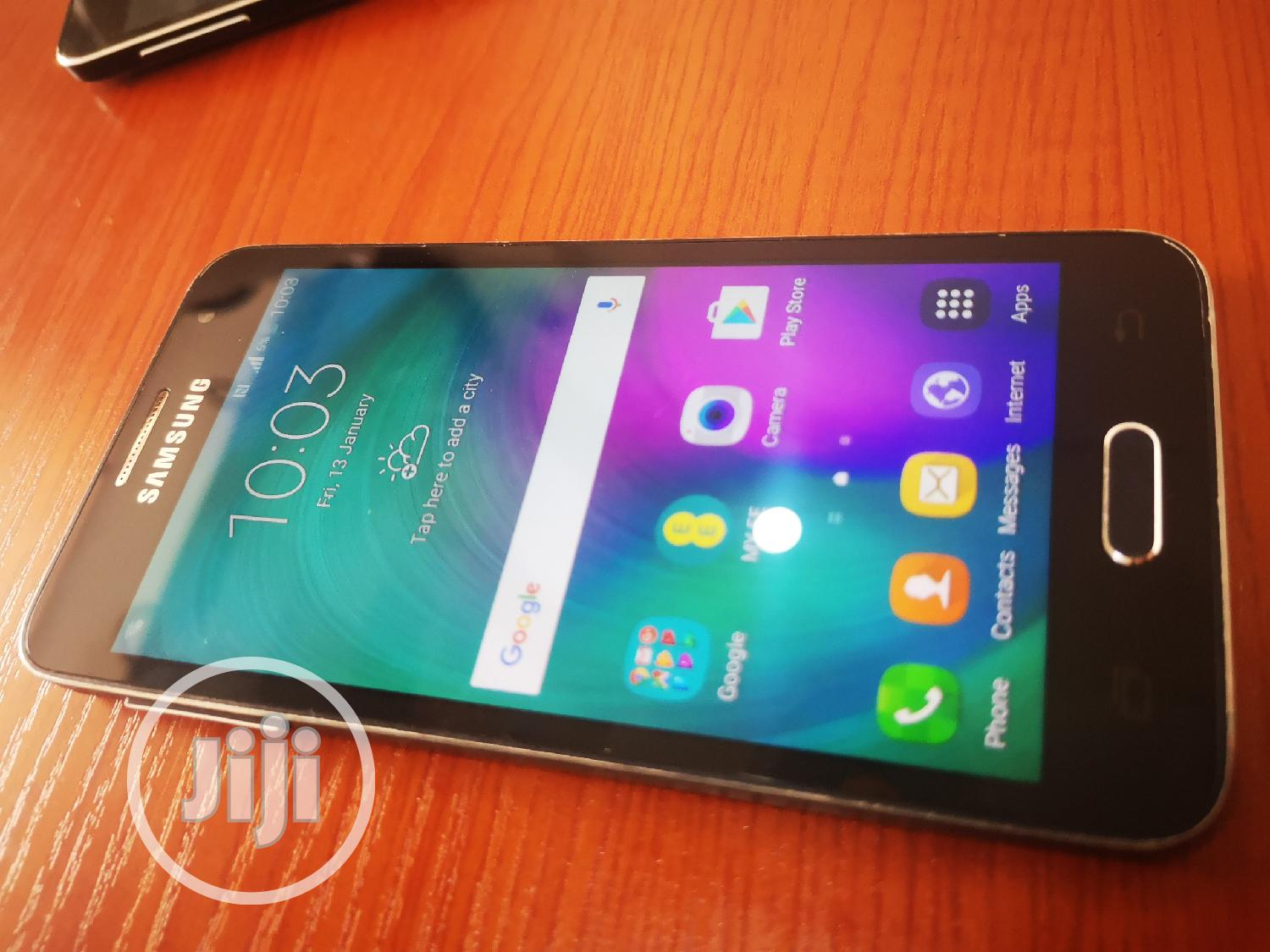 Samsung Galaxy A3 16 GB Black | Mobile Phones for sale in Ikeja, Lagos State, Nigeria