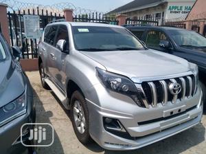 Toyota Land Cruiser Prado 2015 GXL Silver | Cars for sale in Lagos State, Amuwo-Odofin