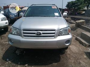 Toyota Highlander 2007 Limited V6 4x4 Silver | Cars for sale in Lagos State, Apapa