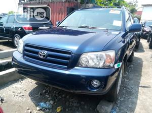 Toyota Highlander 2007 Limited V6 Blue | Cars for sale in Lagos State, Apapa