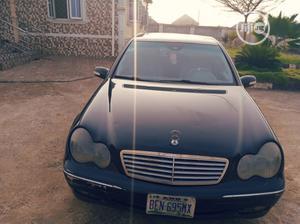 Mercedes-Benz C240 2003 Black | Cars for sale in Edo State, Benin City