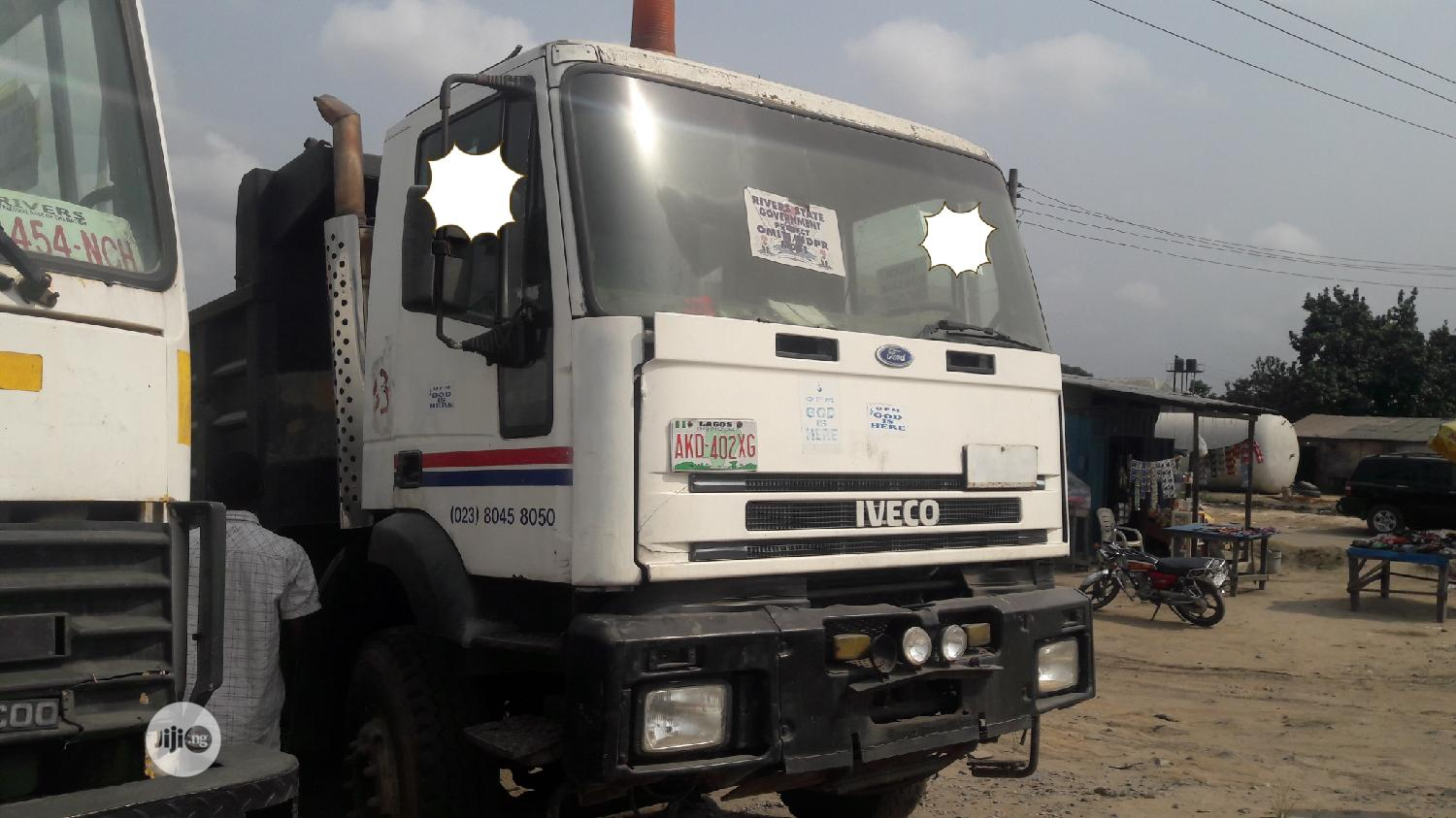 Archive: Iveco Tipper for Sale