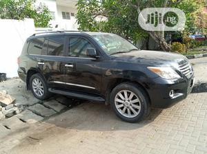 Lexus LX 2009 570 Black | Cars for sale in Lagos State, Victoria Island