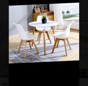 Classic Quality Restaurant Chair/Table Set by 4   Furniture for sale in Lagos State, Ikeja