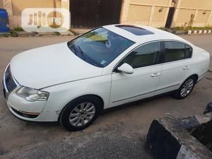 Volkswagen Passat 2010 White | Cars for sale in Lagos State, Maryland