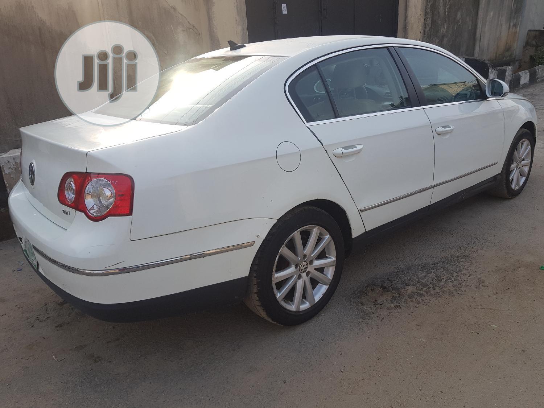 Volkswagen Passat 2010 White   Cars for sale in Maryland, Lagos State, Nigeria