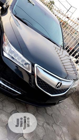 Acura MDX 2015 Black | Cars for sale in Lagos State, Ajah