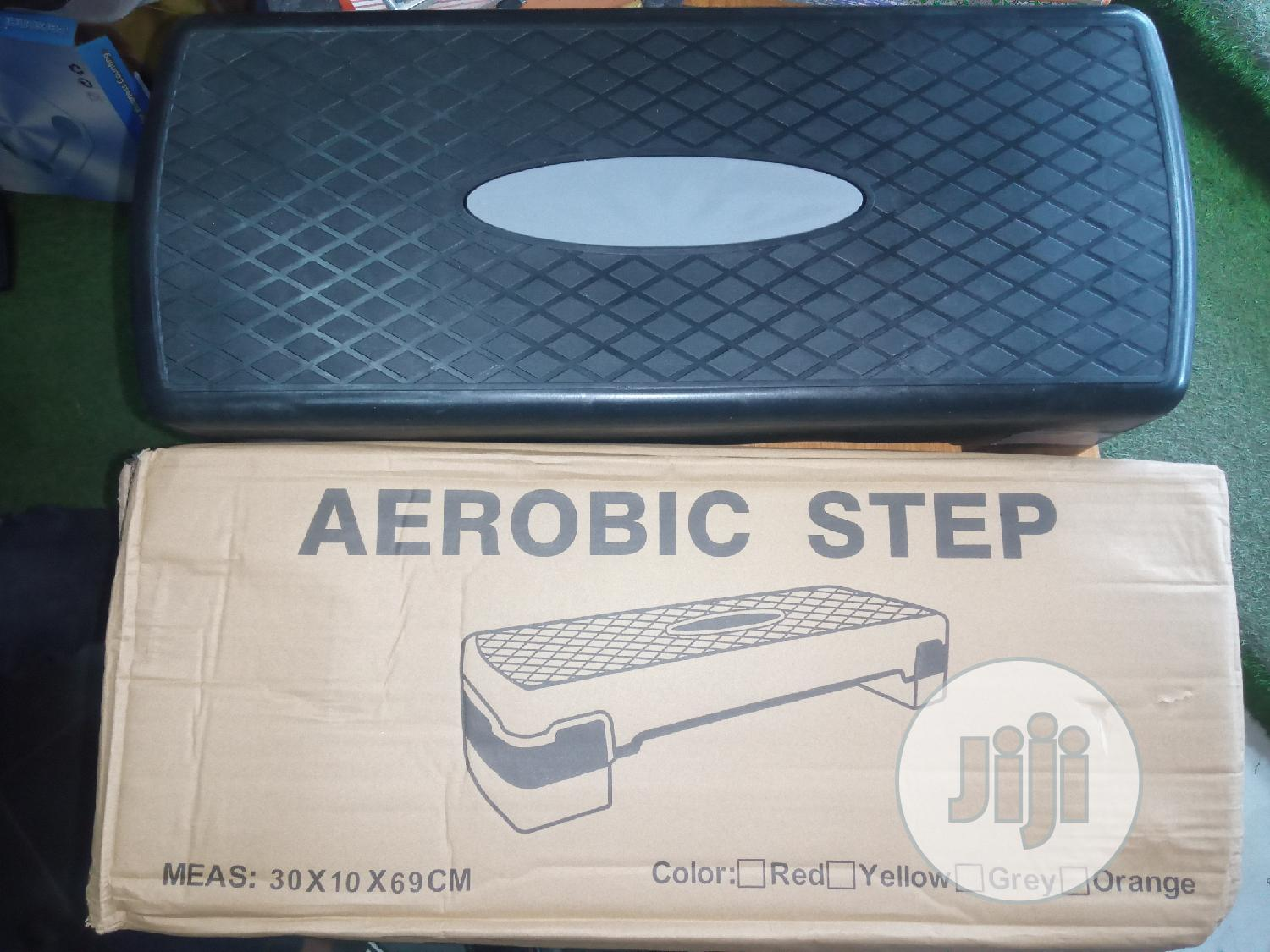 Aerobic Step Board | Sports Equipment for sale in Surulere, Lagos State, Nigeria