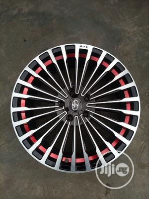 Size 18 Rim Available   Vehicle Parts & Accessories for sale in Lagos State, Mushin