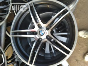 Quality Size 18 Alloy Rims for BMW   Vehicle Parts & Accessories for sale in Lagos State, Mushin