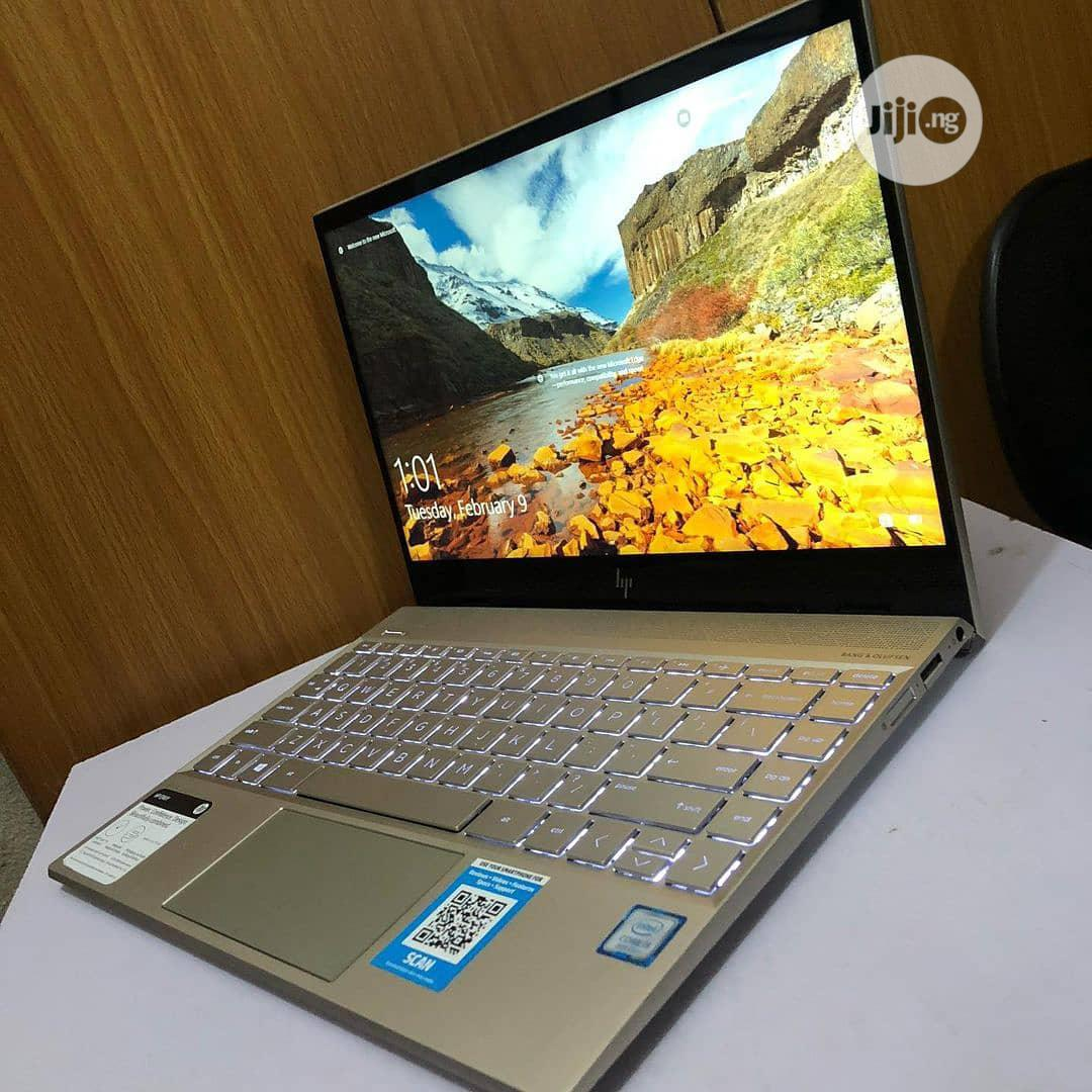 Laptop HP Envy X360 13z 8GB Intel Core I5 SSD 256GB   Laptops & Computers for sale in Ikeja, Lagos State, Nigeria