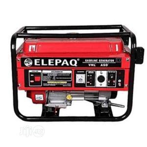 Constant Elepaq EC5800CX 3KVA Pure Copper Petrol Generator   Electrical Equipment for sale in Rivers State, Port-Harcourt
