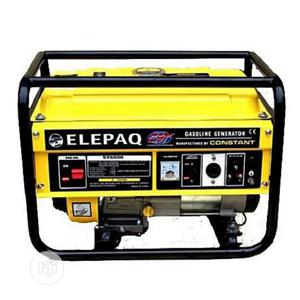 Constant Elepaq SV6800 4.5KVA 100% Copper Manual Generator   Electrical Equipment for sale in Rivers State, Port-Harcourt
