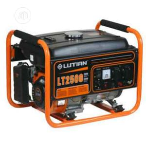 Lutian LT2500 2.8KVA 100% Copper Gasoline Generator   Electrical Equipment for sale in Rivers State, Port-Harcourt