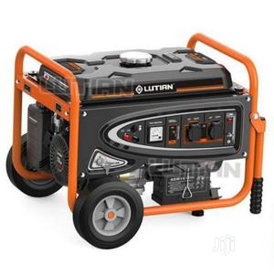 Lutian LT3900EN 3.8KVA 100% Pure Copper Key Start Generator   Electrical Equipment for sale in Rivers State, Port-Harcourt
