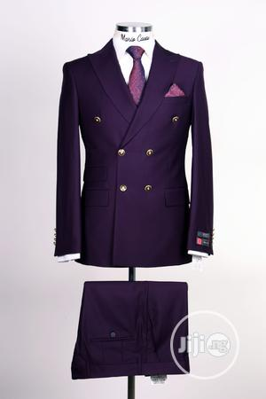 Turkish Double Breasted Suit for Men | Clothing for sale in Lagos State, Lagos Island (Eko)