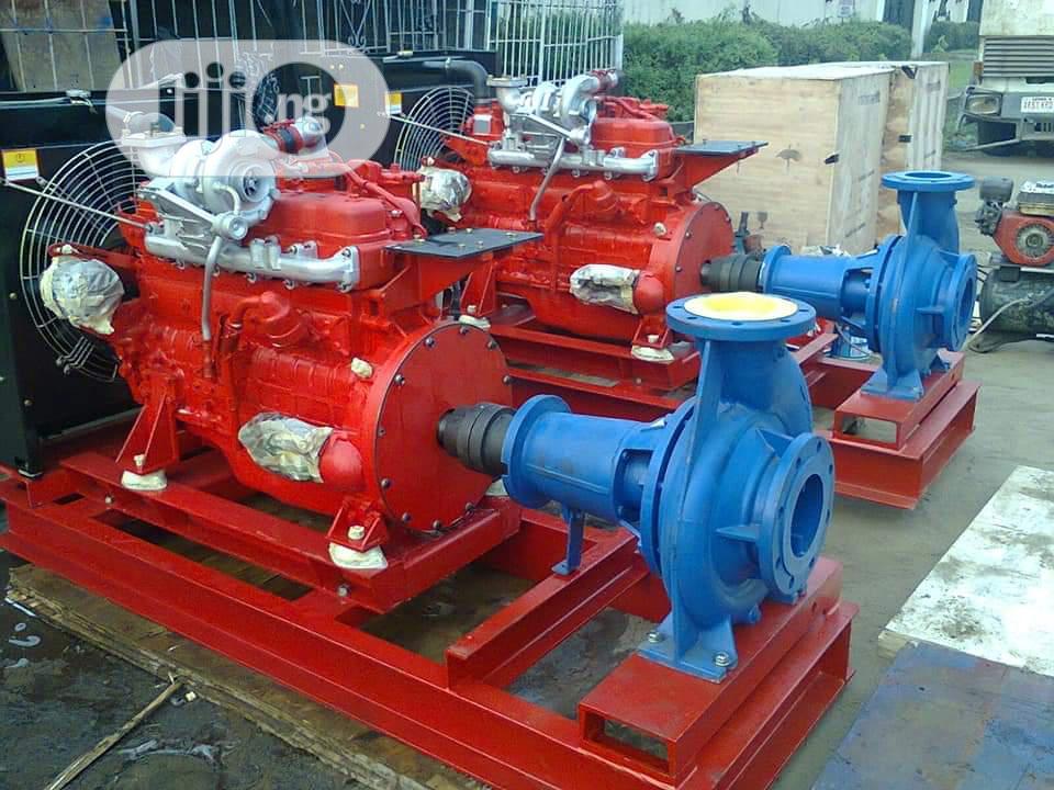 Brand New Fire Hydrant Pump