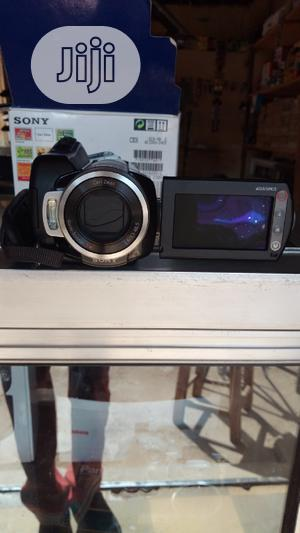 Sony Hdr-Sr10e (Pay on Delivery)   Photo & Video Cameras for sale in Plateau State, Jos