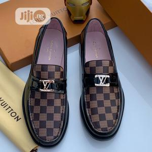Original Louis Vuitton Loafers Shoe | Shoes for sale in Lagos State, Surulere