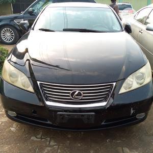 Lexus ES 2008 350 Black   Cars for sale in Lagos State, Ejigbo
