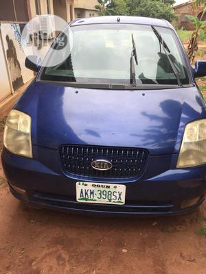 Kia Picanto 2007 1.1 Blue | Cars for sale in Ogun State, Abeokuta North