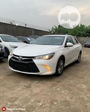 Toyota Camry 2016 White | Cars for sale in Lagos State, Ikeja