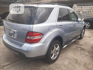 Mercedes-Benz M Class 2007 ML 350 4Matic Blue | Cars for sale in Lagos State, Surulere