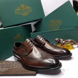 Original Italian Leather Oxford Shoes   Shoes for sale in Lagos State, Lagos Island (Eko)