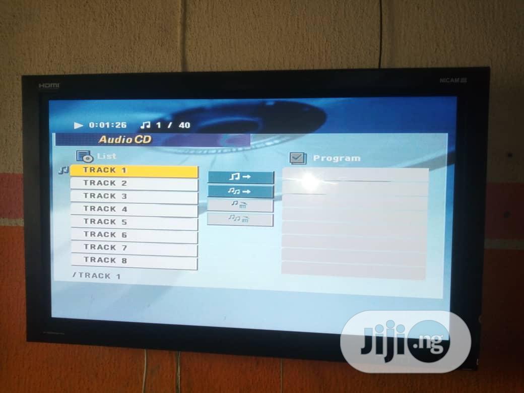 42 Inch Plasma Tv Set HD Ready | TV & DVD Equipment for sale in Alimosho, Lagos State, Nigeria