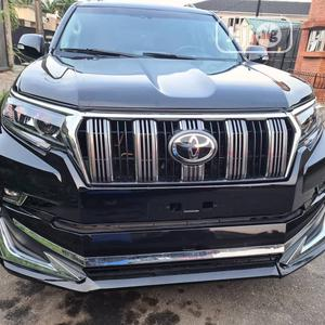 Toyota Land Cruiser Prado 2019 VXR Black | Cars for sale in Lagos State, Lekki