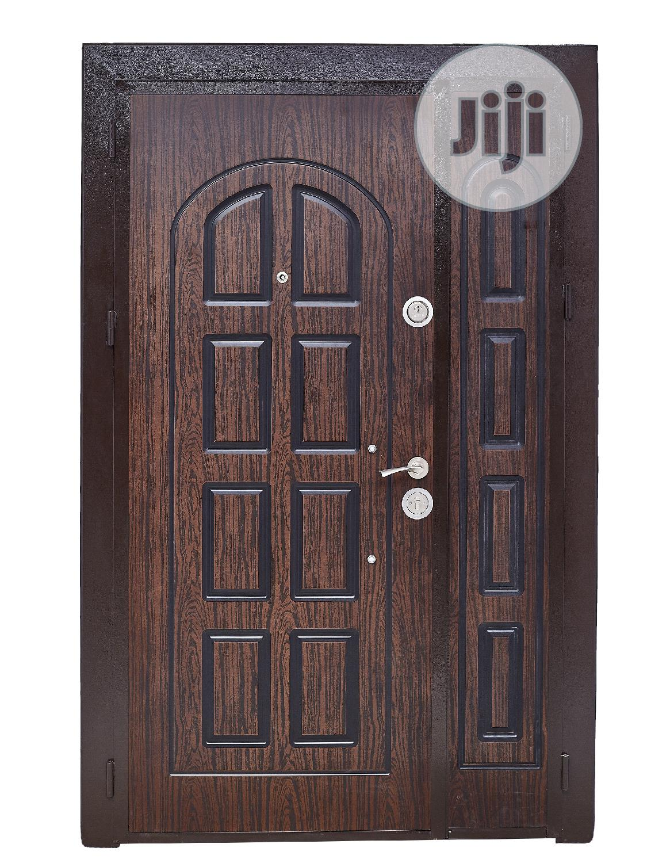 High Security Entrance Door(Turkey)   Doors for sale in Warri, Delta State, Nigeria