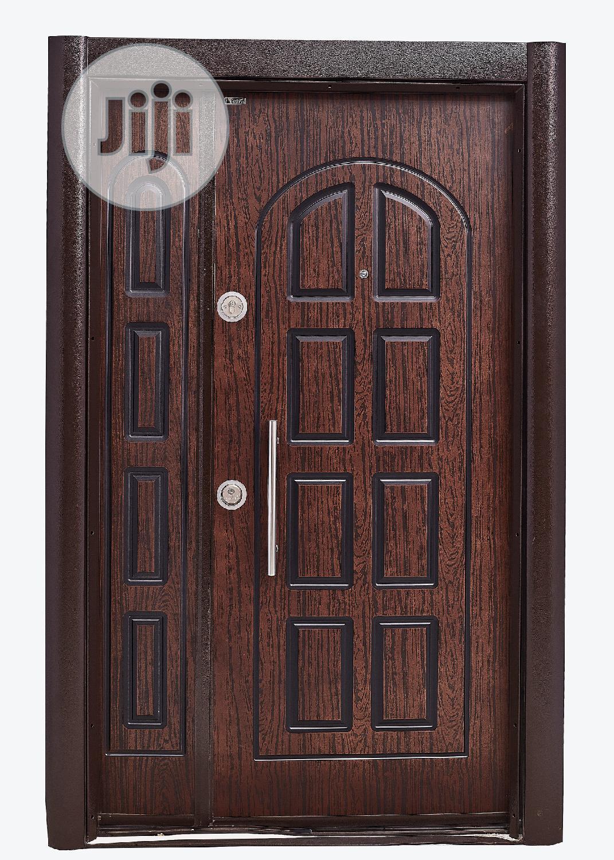 High Security Entrance Door(Turkey)