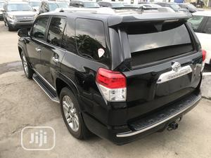 Toyota 4-Runner 2012 Limited 4WD Black | Cars for sale in Lagos State, Apapa