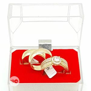 Unique Romanian Gold Wedding Rings | Wedding Wear & Accessories for sale in Enugu State, Enugu