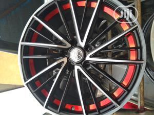 Quality Size 17, 18 Alloy Rims for Camry, Benz Lexus   Vehicle Parts & Accessories for sale in Lagos State, Mushin