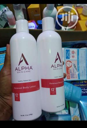 Alpha Renewal Body Lotion | Skin Care for sale in Abuja (FCT) State, Lugbe District