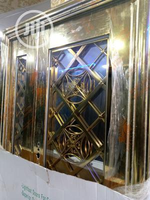 4fit Gold Door | Doors for sale in Lagos State, Orile