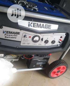 Kemage Generator KM4800E2 Remote Control | Electrical Equipment for sale in Lagos State, Lekki