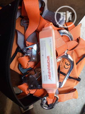 Body Harness Safety Belt   Safetywear & Equipment for sale in Lagos State, Lagos Island (Eko)