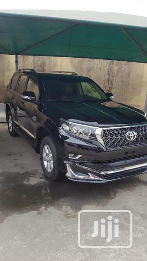 Toyota Land Cruiser Prado 2018 4.0 Black | Cars for sale in Lagos State, Amuwo-Odofin